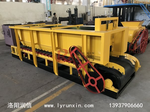 Box feeder machine